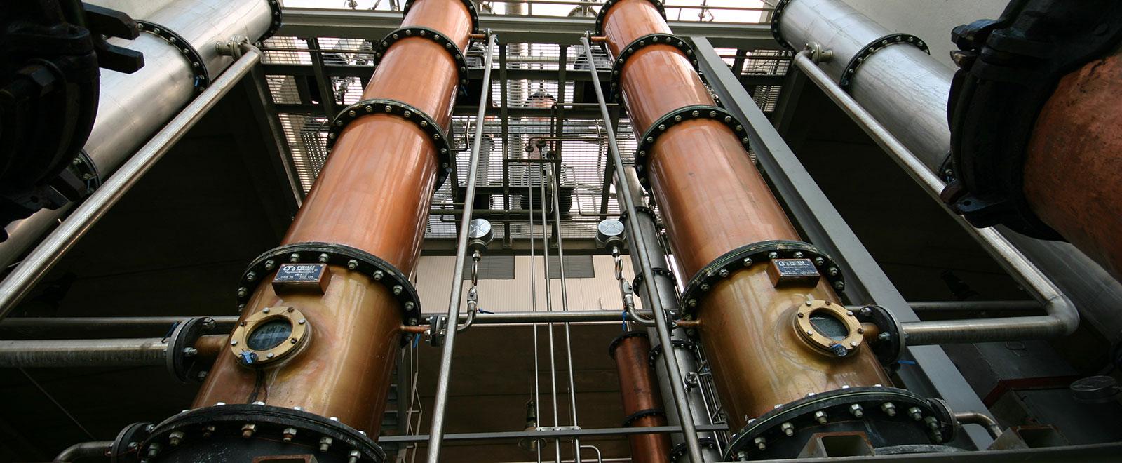 Origini della grappa - Distilleria Sibona