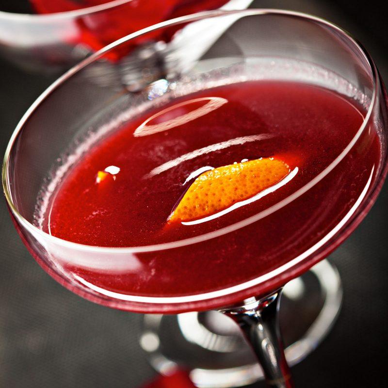 Alba Martini - Cocktail Sibona