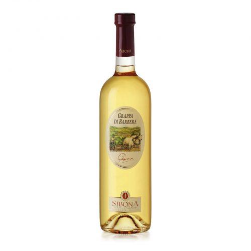 Grappa di Barbera LInea Distilla - Distilleria Sibona