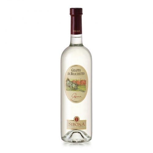 Grappa di Brachetto Linea Distilla - Distilleria Sibona