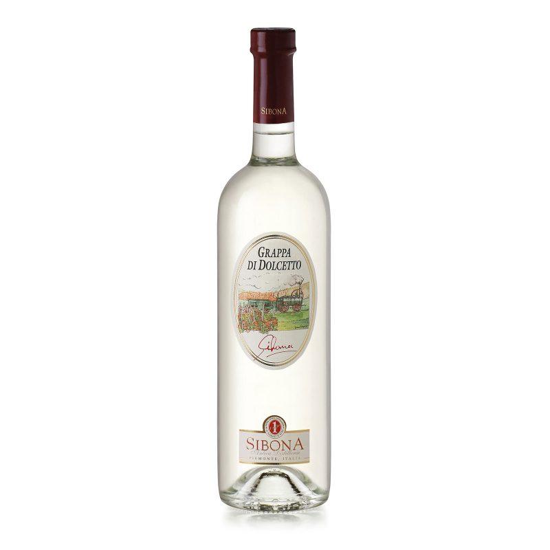 Grappa di Dolcetto Linea Distilla - Distilleria Sibona