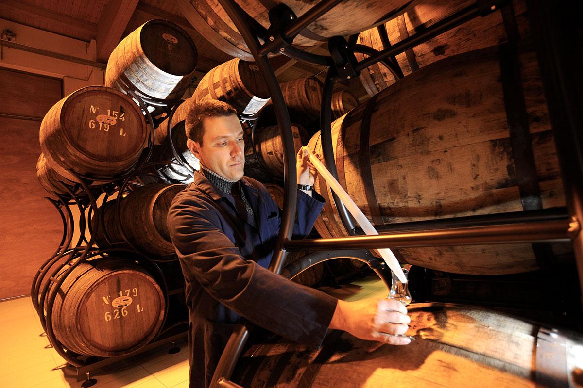 Le fasi di produzione della grappa - Distilleria Sibona