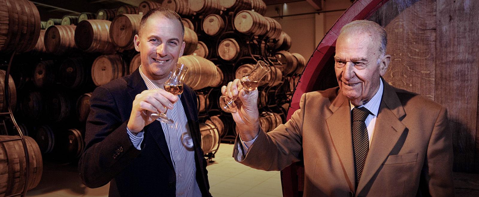 Famiglia Sibona - Distilleria storica del Piemonte