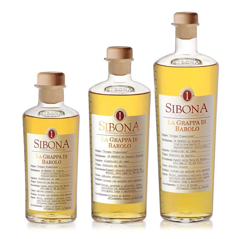 Grappa di Barolo - Distilleria Sibona