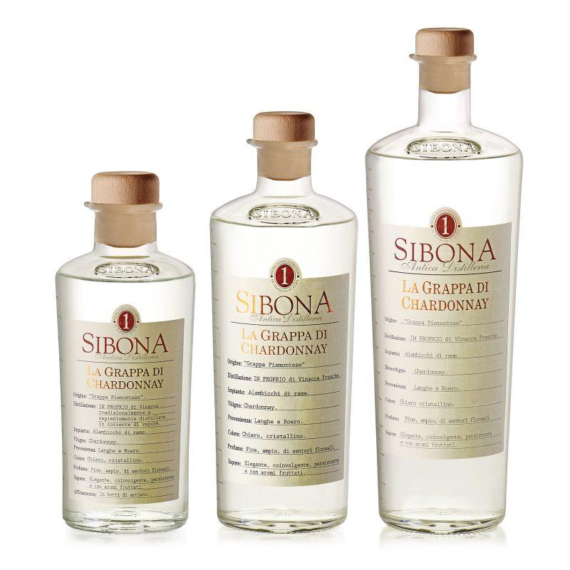 Grappa di Chardonnay - Distilleria Sibona