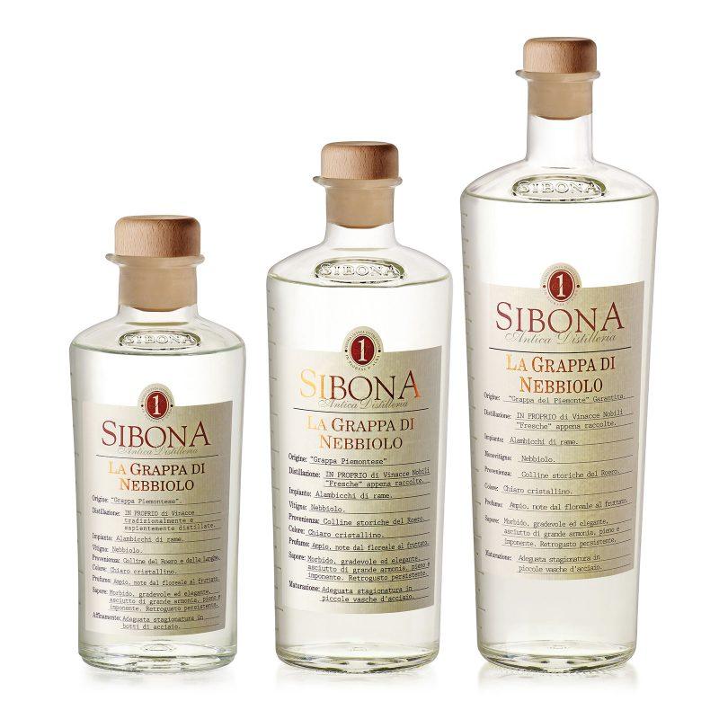 Grappa di Nebbiolo - Distilleria Sibona