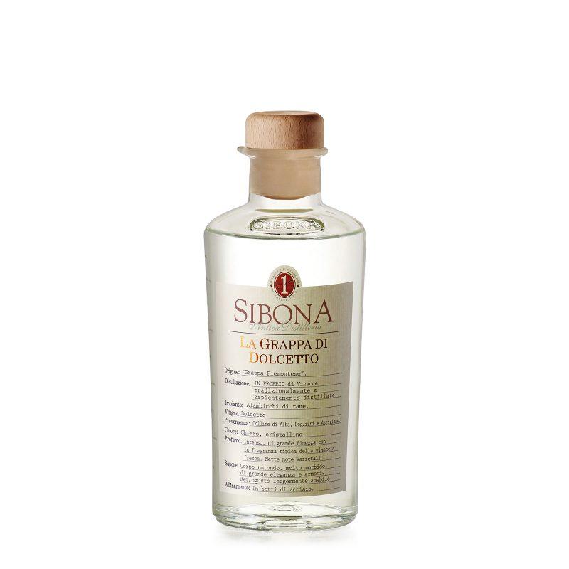 Grappa di Dolcetto - Distilleria Sibona