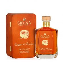 Grappa di Barbera millesimata - Distilleria Sibona