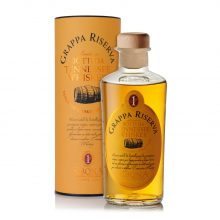 Grappa Riserva in botti da Tennessee Whiskey