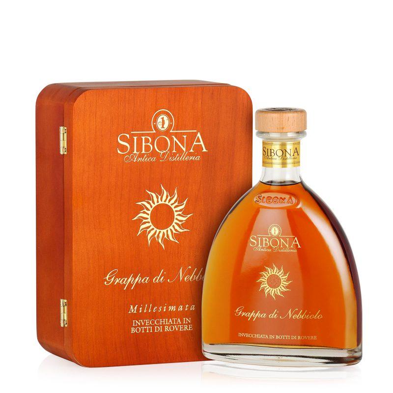 Grappa di Nebbiolo millesimata - Distilleria Sibona