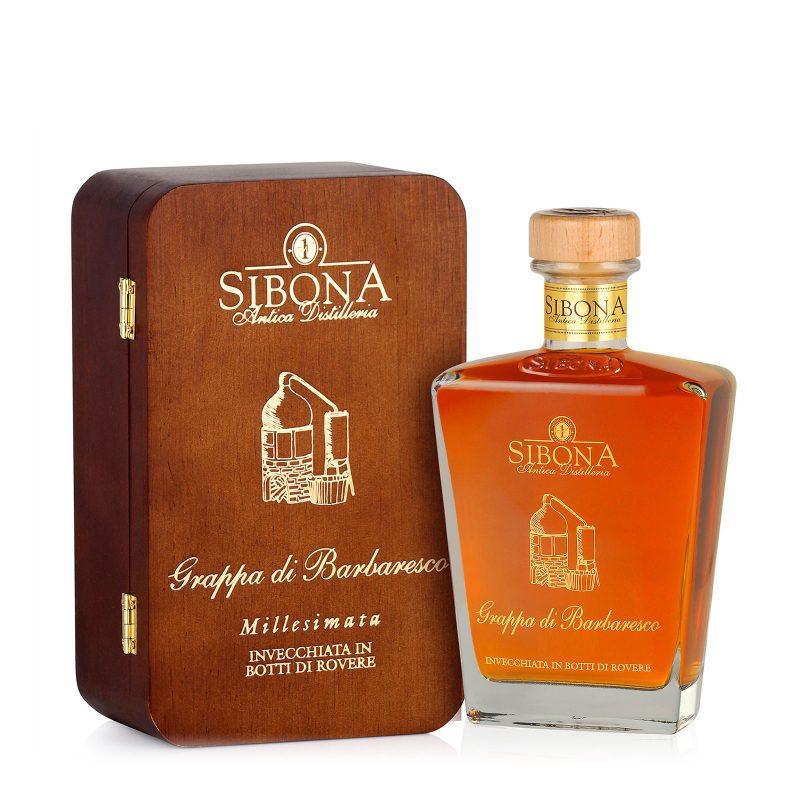 Grappa di Barbaresco millesimata - Distilleria Sibona