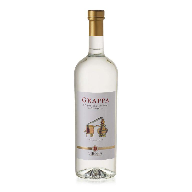 Grappa Classica Sibona - Distilleria Sibona