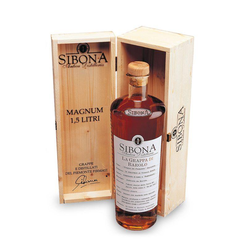 Magnum 1.5 litri - Distilleria Sibona