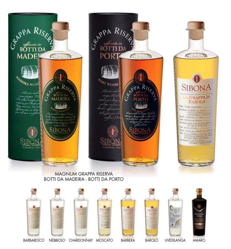 Formati speciali 1.5 litri - Distilleria Sibona