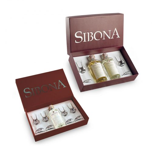 Poker Sibona - Distilleria Sibona