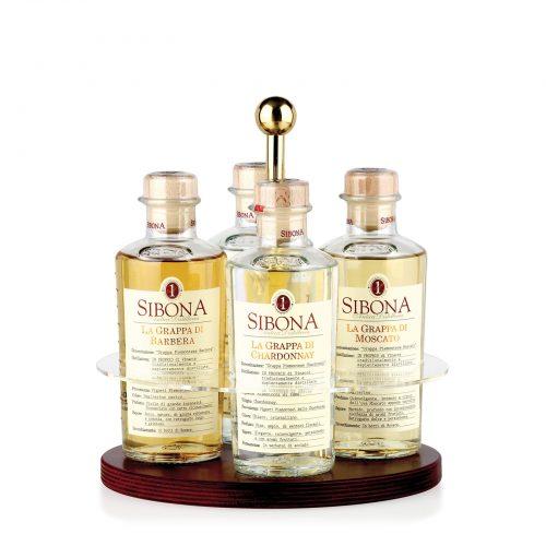 Portabottiglie Ristorazione - Distilleria Sibona