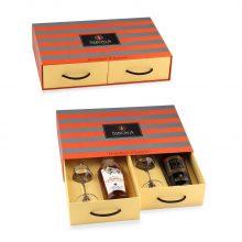 Confezione strisce e cassetti - Distilleria Sibona